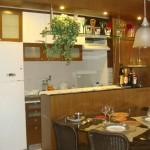 Cozinhas pequenas decoradas fotos 34