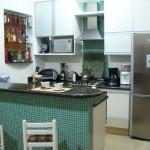 Cozinhas pequenas decoradas fotos 36
