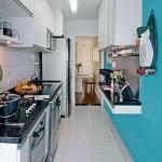 Cozinhas pequenas decoradas fotos 37