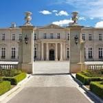 Belas mansões: fotos