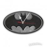Relógio de parede dos super heróis, as crianças podem escolher o seu.