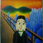 """O retrato da cidade grande com a releitura de """"O Grito"""""""