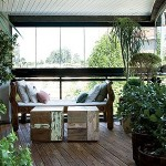 A madeira de demolição está cada vez mais ganhando espaço nas decorações modernas.