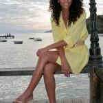 """Na novela em """"Viver a Vida"""", no ano de 2009, Taís Araújo interpreta a primeira Helena negra, jovem e sem filhos. (Fotos: divulgação)"""