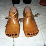 Quer conforto e exclusividade? Use um sapato desses.(Fot: divulgação)