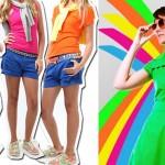A medida que a moda espalhava ganhava outras nuances e novos exageros surgiam. Mas era um exagero saudável, livre e natural. (Foto: divulgação)