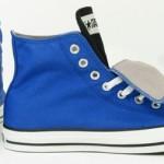 All Star botinha azul. (Foto: divulgação)