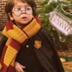 Fantasia de Harry Potter. (Foto: divulgação)