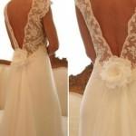 Modelos exclusivos, elegantes e super chiques, assim são os vestidos de noivas retrô. (Foto: divulgação)