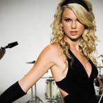 Taylor Swift assume liderança no iTunes Store brasileiro. (Foto: divulgação)