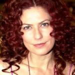 Patricia Pillar tinge as madeixas de ruiva (Foto: divulgação)