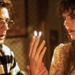 Os fantasmas se divertem - Adam (Alec Baldwin) e Barbara (Geena Davis).