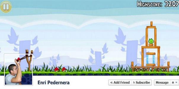 As capas mais criativas do Facebook
