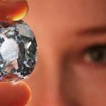 Diamante Wittelsbach - Arrematado na casa de leilões Christie's em dezembro de 2008, o diamante Wittelsbach custou R$ 42,1 milhões (US$ 24 milhões) ao comprador. O diamante cinza-azulado é um raro exemplar de 35,5 quilates e remonta ao século 17. (Foto: divulgação)