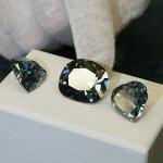 Joia mais cara do mundo, Hope Diamond - O Hope Diamond (Diamante da Esperança), cujo valor estimado é US$ 250 milhões (R$ 438 milhões). (Foto: divulgação)