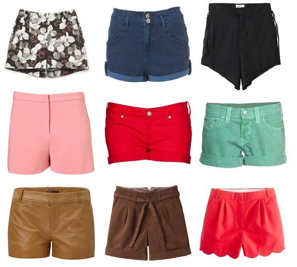 Shorts Jeans – Modelos Verão 2013