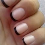 As unhas decoradas simples  são práticas e muito bonitas. (Foto: divulgação)