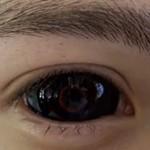 Alguns personagens de filmes de terros ja tiveram esse tipo de olhar. (Foto: divulgação)
