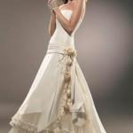 Os vestidos tomara que caia dão a impressão de que a cintura é mais fina. (Foto: divulgação)