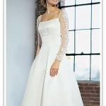 O estilo da cerimônia deve ser levado em conta, bem como a  personalidade da noiva na hora de escolher o vestido. (Foto: divulgação)
