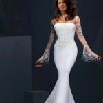 Dentre os muitos significados do vestido em si  está a  capacidade que ele tem em demonstrar  os valores e os sentimentos de uma mulher seja em caráter  pessoal ou religioso. (Foto: divulgação)