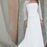 O vestido de manga pode ser simples que não vai perder a sua beleza. (Foto: divulgação)