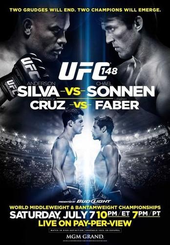 Pacote de viagem UFC 148, Las Vegas 2012