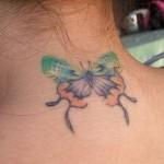 A tatuagem pode ser um simples desenho ou ter um significado especial. (Foto: divulgação)