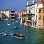 Veneza - Uma cidade sobre as águas. (Foto: divulgação)