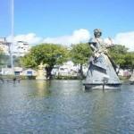 Parque Dique do Tororó - Salvador Bahia (Foto: divulgação)