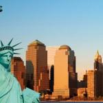 A estátua da Liberdade um dos símbolos de Nova York. (Foto: divulgação)