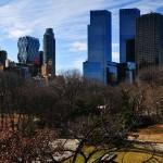 Central Park a natureza em meio aos arranha céus. (Foto: divulgação)