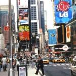 Times Square - Nova York (Foto: divulgação)