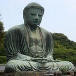 O Grande Buda em Kamakura - Japão (Foto: divulgação)