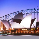 Um dos centro historicos de Sidney - Australia (Foto: divulgação)