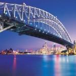 Região central de Sydney na Austrália (Foto: divulgação)