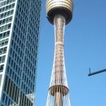 Torre de Sydney – Com 305 metros de altura (Foto: divulgação)