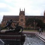 Hyde Park Austrália (Foto: divulgação)