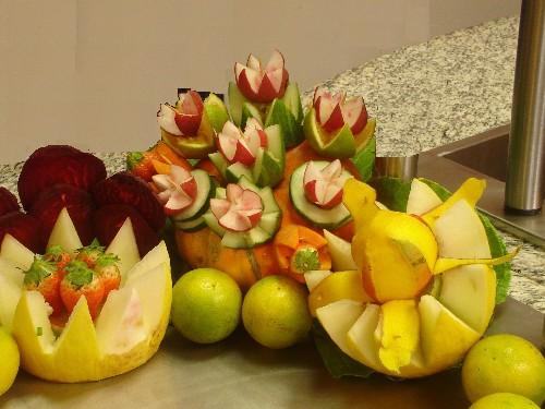 Enfeite De Frutas ~ Decoraç u00e3o com frutas fotos