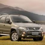 O Fiat Palio Weekend 2013 é oferecido em três versões