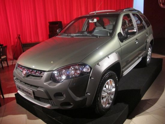 O Fiat Palio Weekend 2013 chega trazendo muitas novidades, tanto no visual quanto nos acessórios