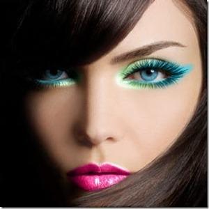 Rímel colorido: como usar, dicas