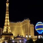 Las Vegas replica daTorre Eiffel de Paris. (Foto: divulgação)