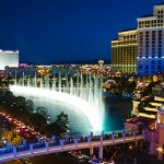 Bellagio Fountains Vegas (Foto: divulgação)
