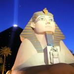Luxor Hotel - Las Vegas EUA (Foto: divulgação)