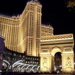 Las Vegas carrega um pouco de Paris na sua arquitetura (Foto: divulgação)