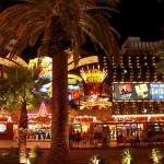 Las Vegas, uma cidade de luzes e cores. (Foto: divulgação)