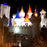 Excalibur Hotel Cassino em Las Vegas (Foto: divulgação)