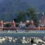 Rishiskesh é uma cidade linda, espiritual. É considerada a capital mundial da yoga. (Foto: divulgação)