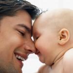 Os bebês aprendem a conhecer e amar seus pais ainda quando estão no ventre (Foto: divulgação)